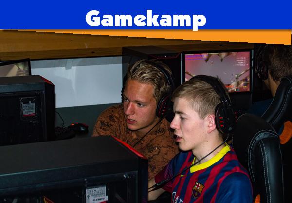 Gamekamp